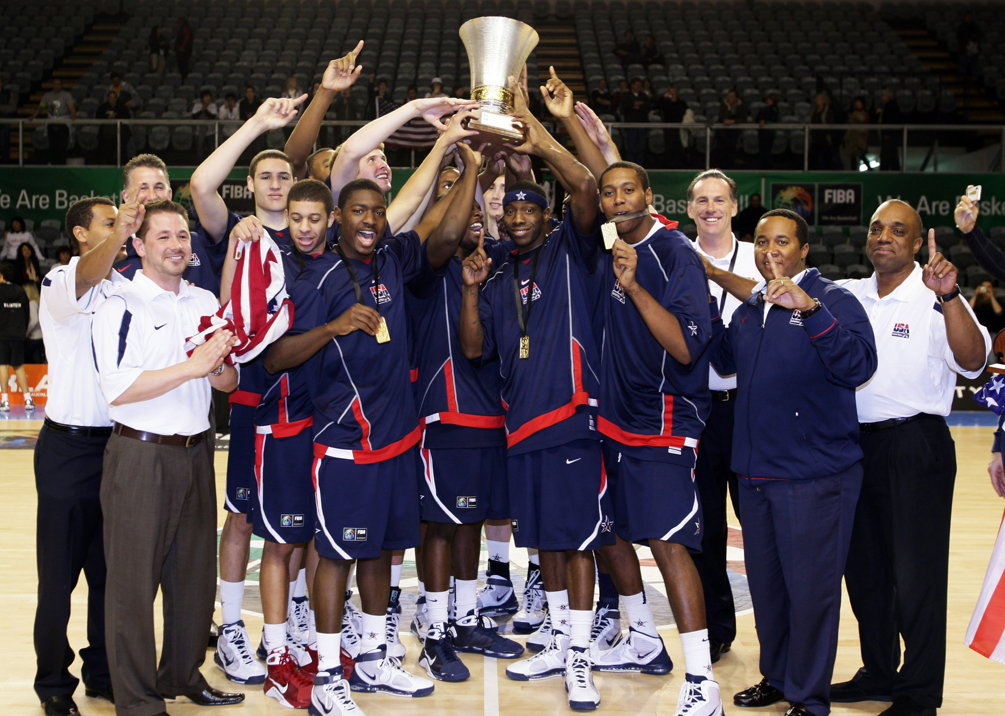 Defending champions United States one of four group winners at Under-19 Basketball World Cup
