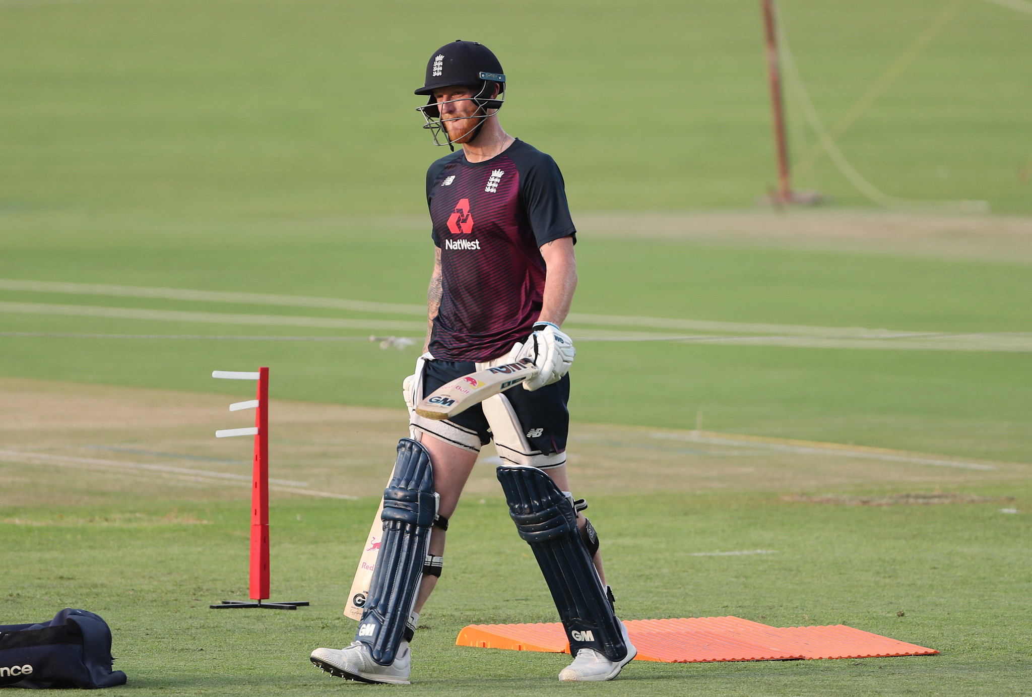 Ben Stokes returns to the England set-up after recovering from a broken finger ©Getty Images