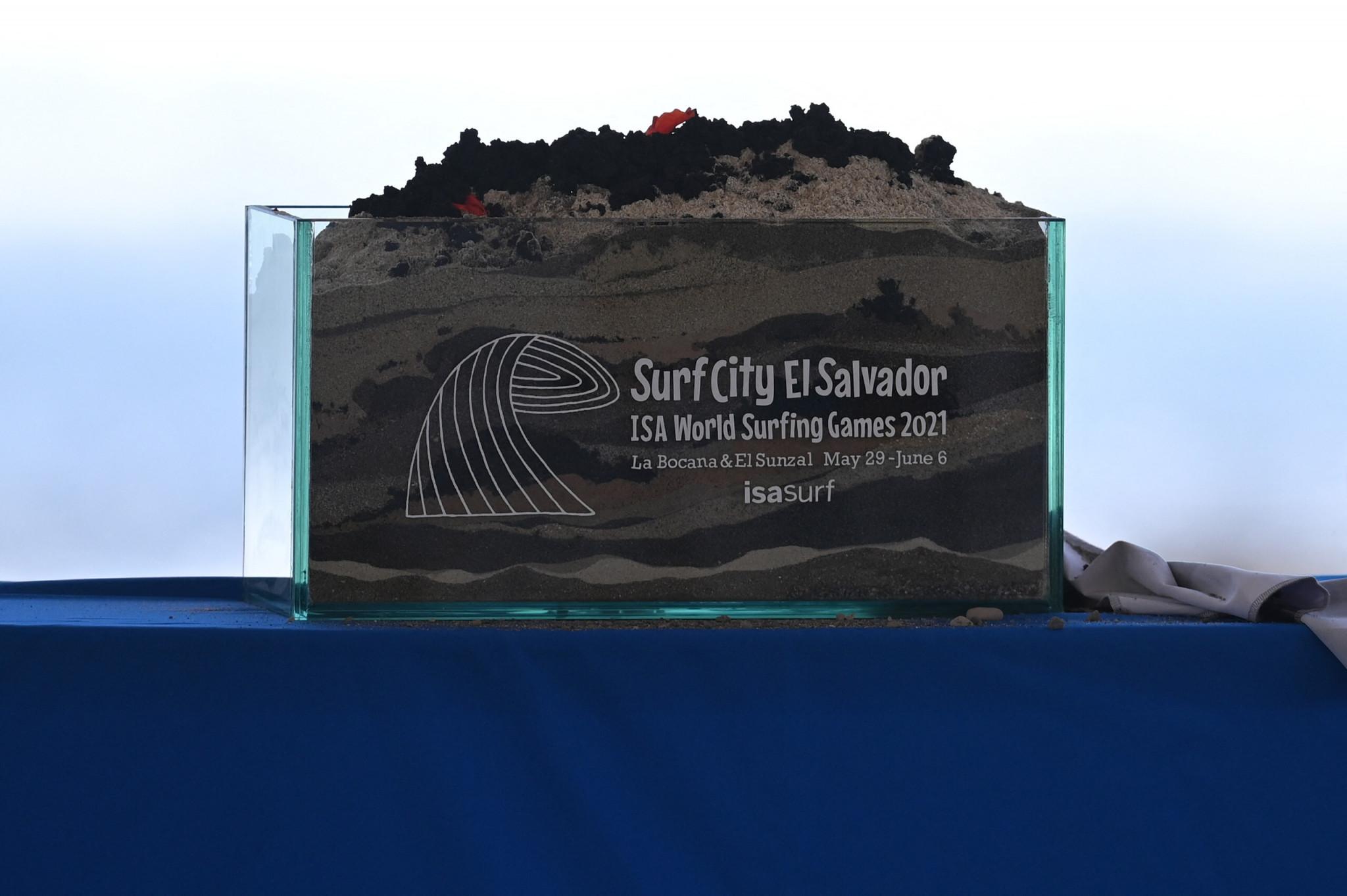El Salvador to host 2023 World Surfing Games