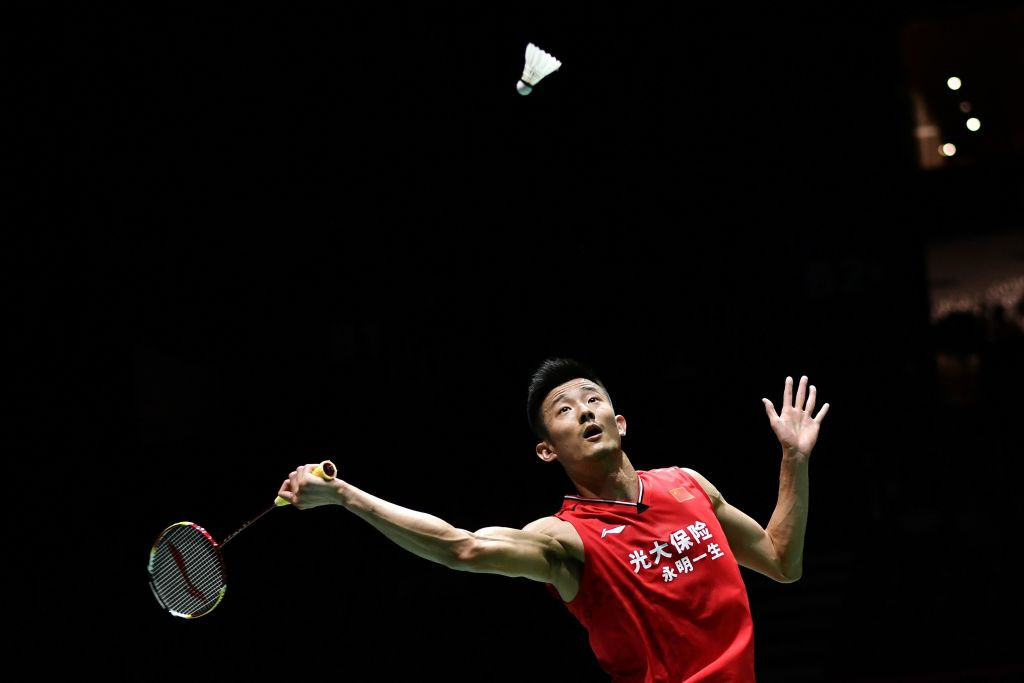 China's Chen the sole defending champion in Tokyo 2020 badminton competition