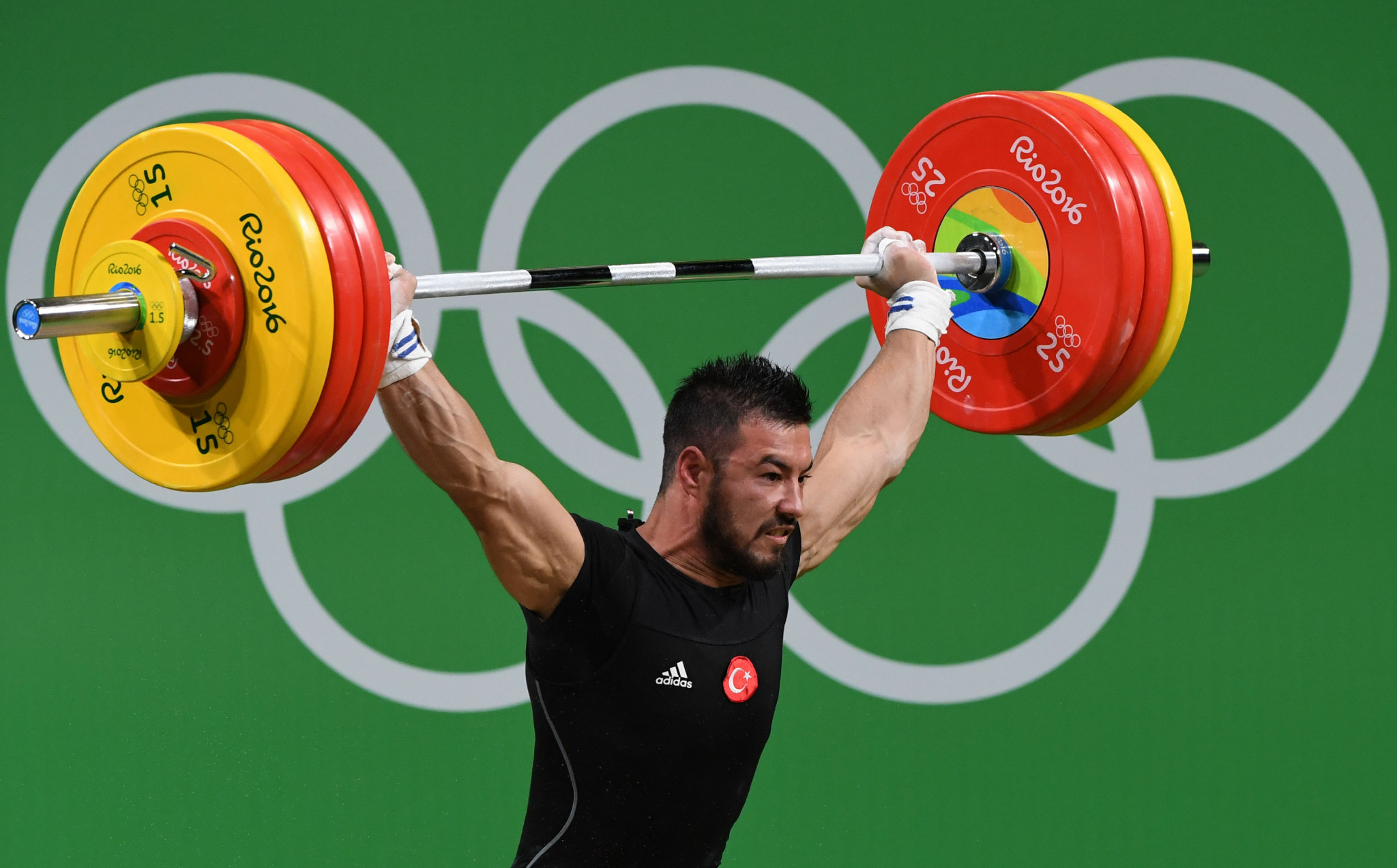 """More bad news for Turkish weightlifting as record-breaker Ismayilov """"tests positive again"""""""