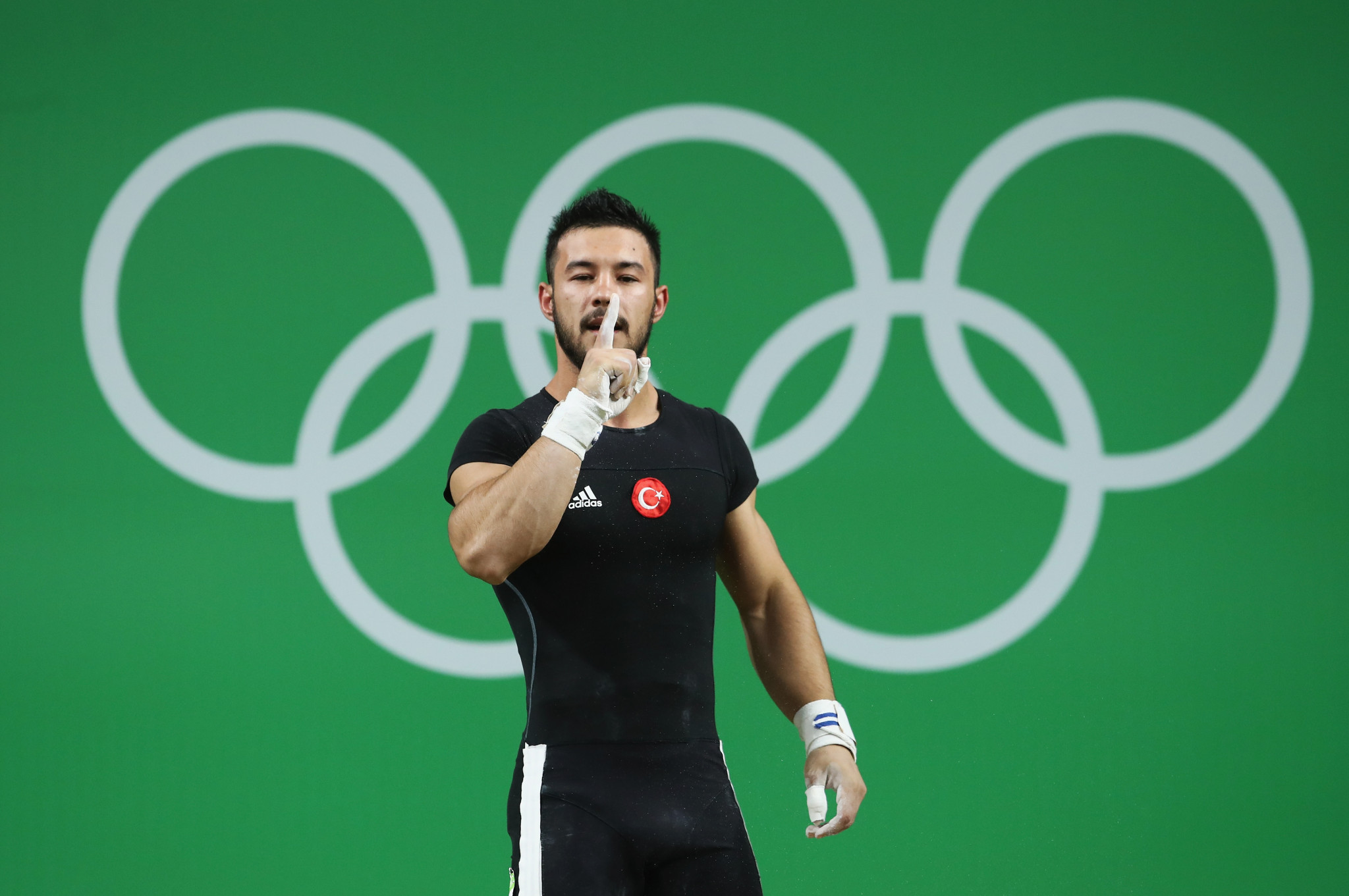 Daniyar Ismayilov, who represented Turkmenistan before switching allegiance to Turkey, has led a controversial career ©Getty Images
