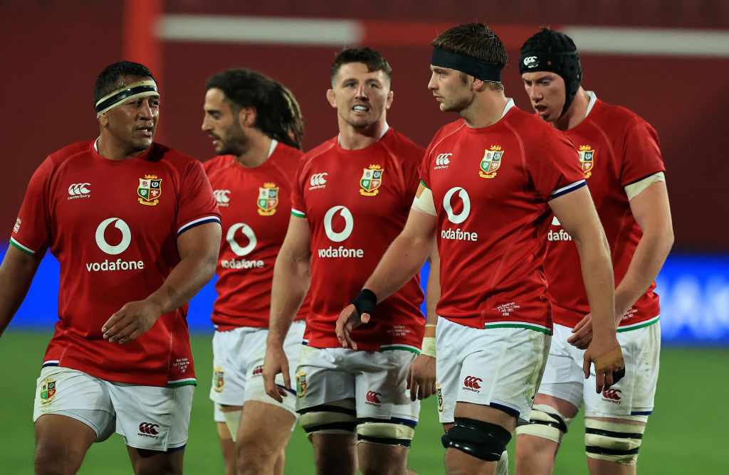 Lions rugby boss Calveley insists tour of South Africa goes on despite new COVID-19 positives in camp
