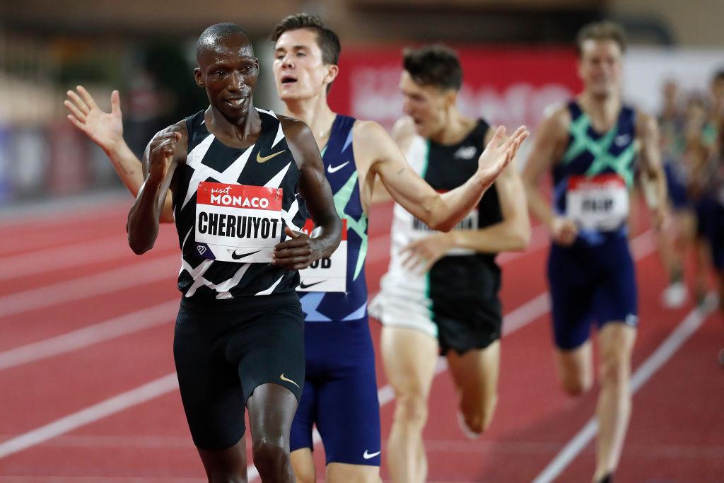 Monaco set for Ingebrigtsen and Cheruiyot meeting that Tokyo 2020 will miss