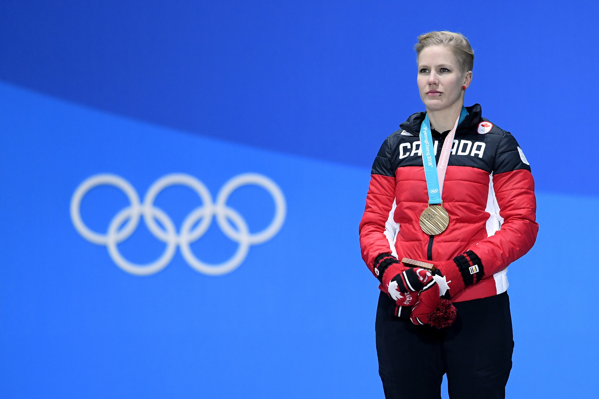 Alex Gough has been named Acting President of Luge Canada ©Getty Images