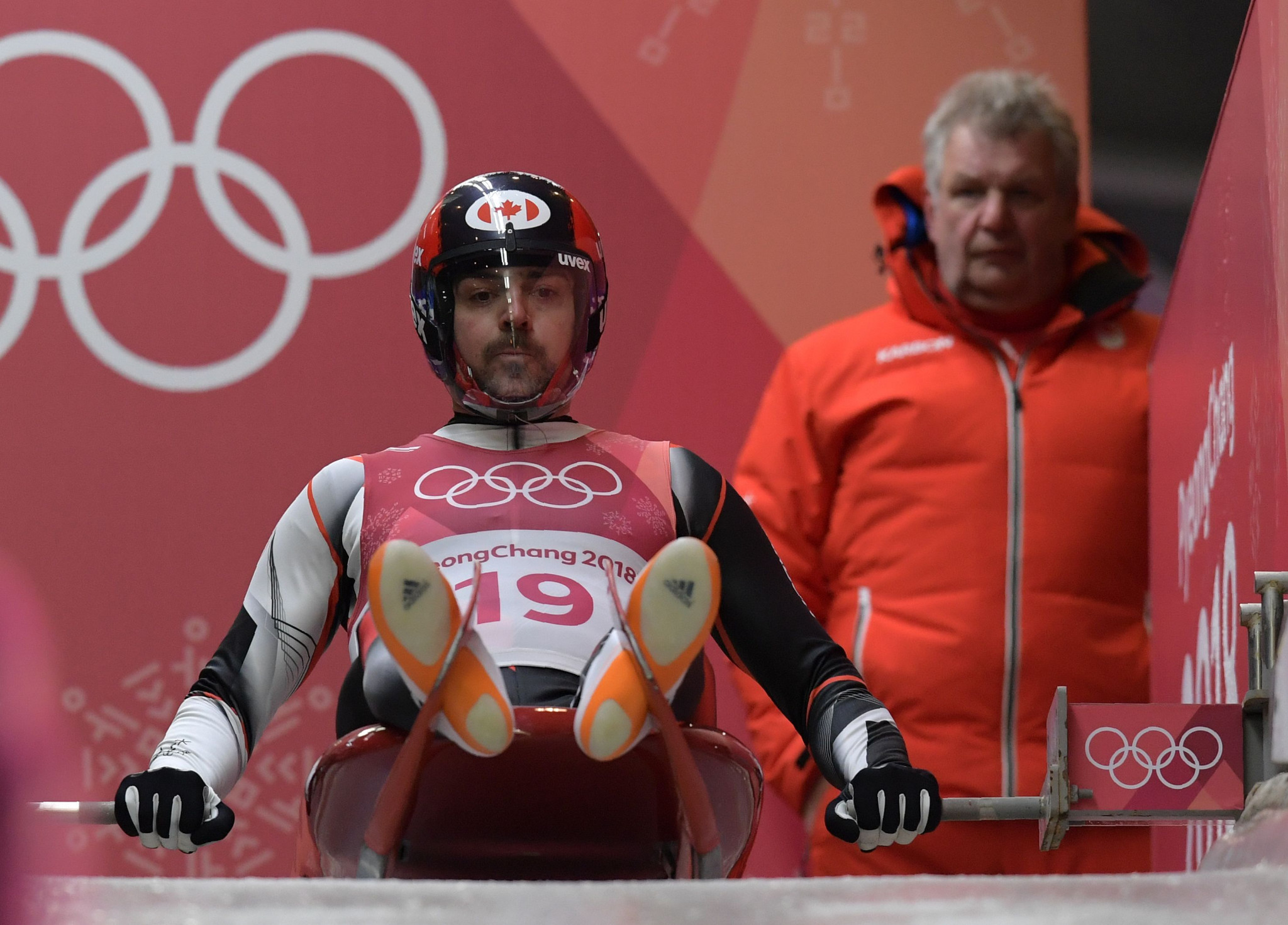Sam Edney's position as high-performance manager has been temporarily filled by former Luge Canada President Steve Harris ©Getty Images