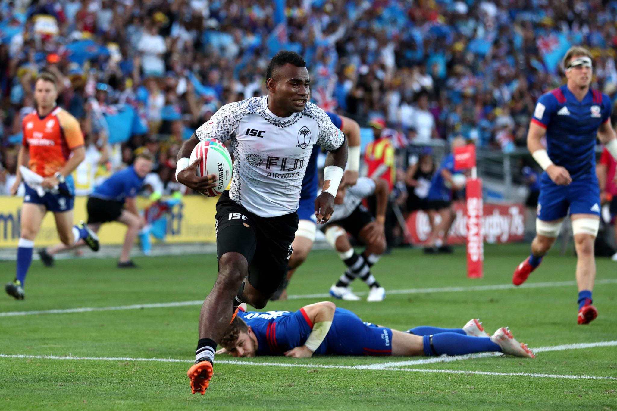 Fiji rugby sevens players to be Tokyo 2020 flagbearers