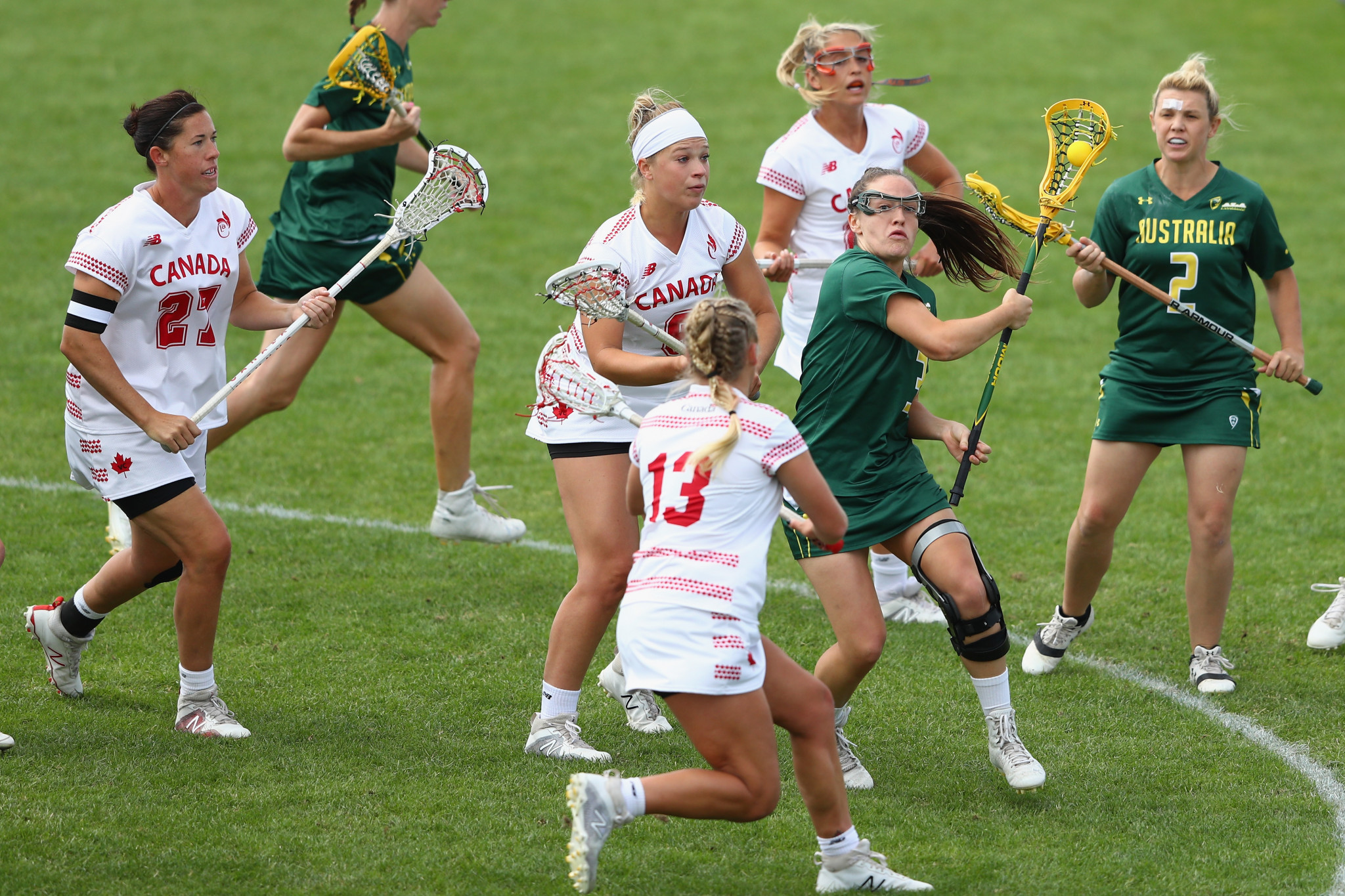 World Lacrosse Board considering changes to membership criteria