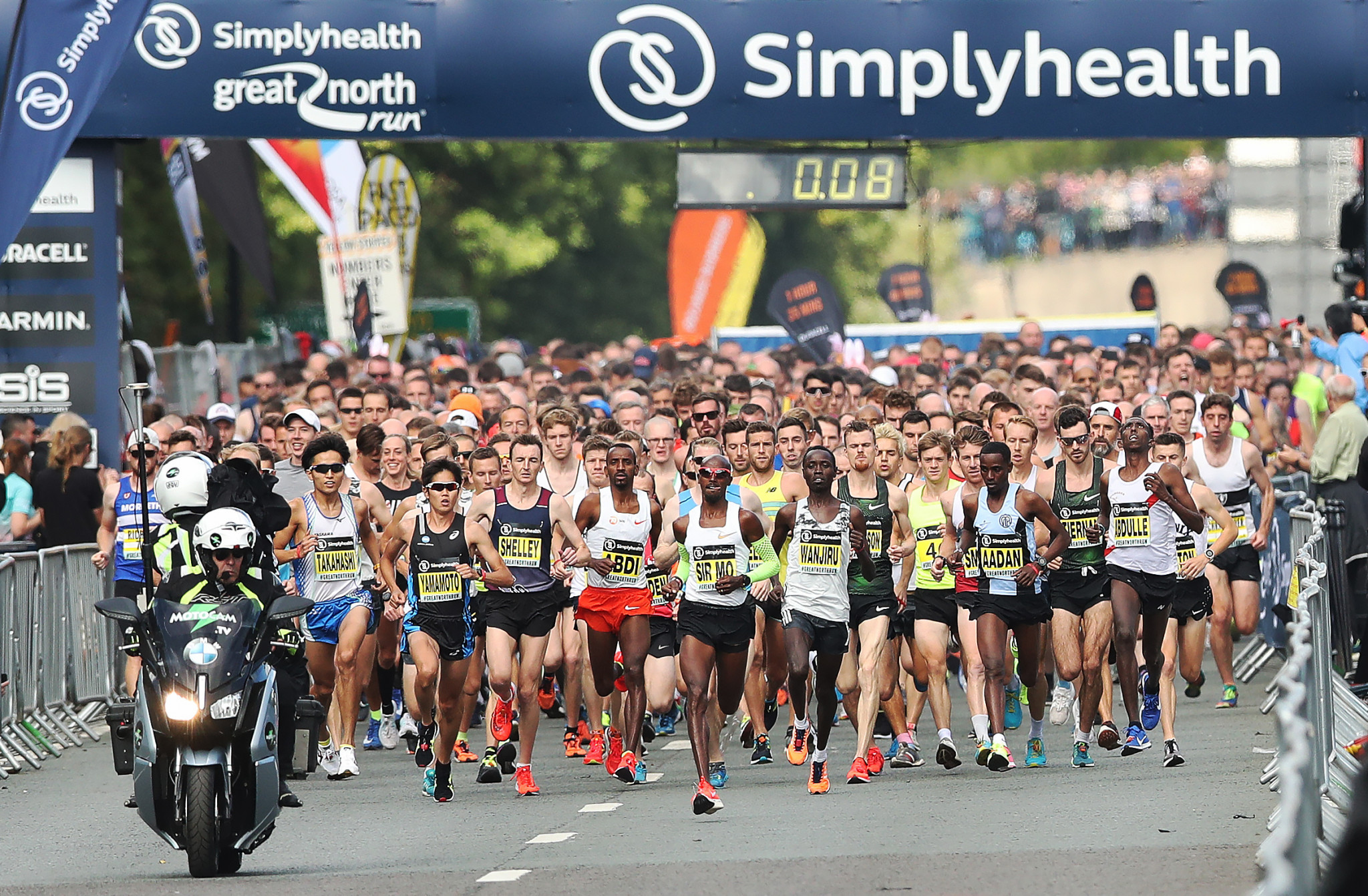 Great North Run route changed to minimise COVID-19 risk