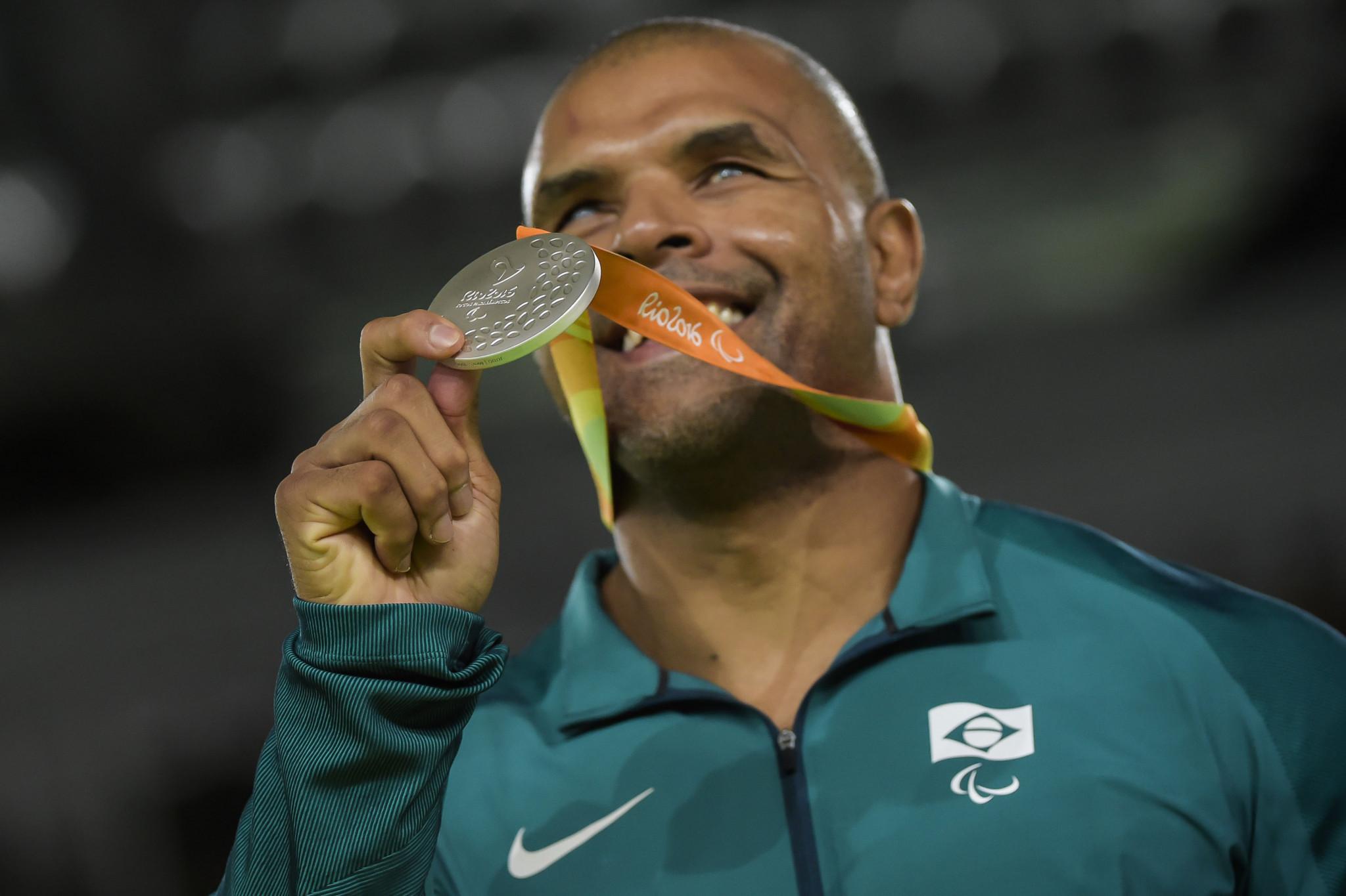 Judo star Tenório headlines Brazil's squad for Tokyo 2020 Paralympics