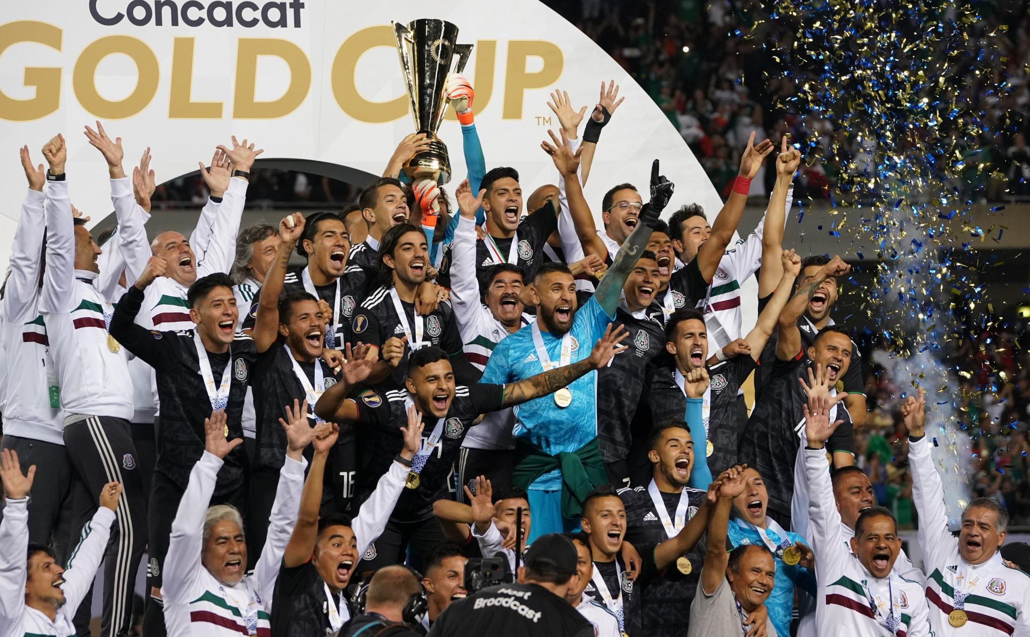 Eight-time champions Mexico will be aiming to defend their CONCACAF Gold Cup crown ©Getty Images