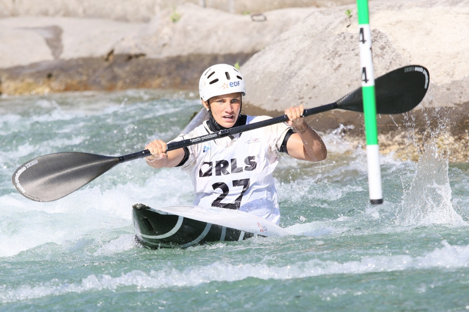 Shock French gold and historic Czech sisters one-two on day four of ICF Junior and U23 World Championships