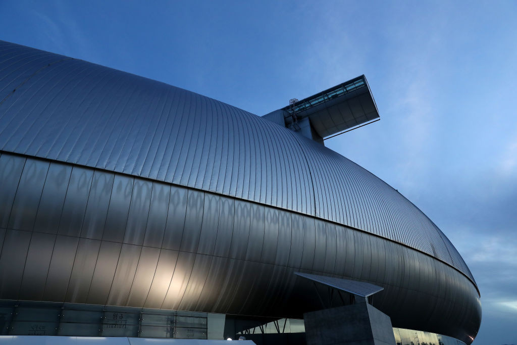 Tokyo 2020 football matches at the Sapporo Dome will be held behind closed doors ©Getty Images