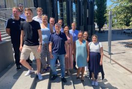 European Universities Games organisers hold transfer of knowledge meeting