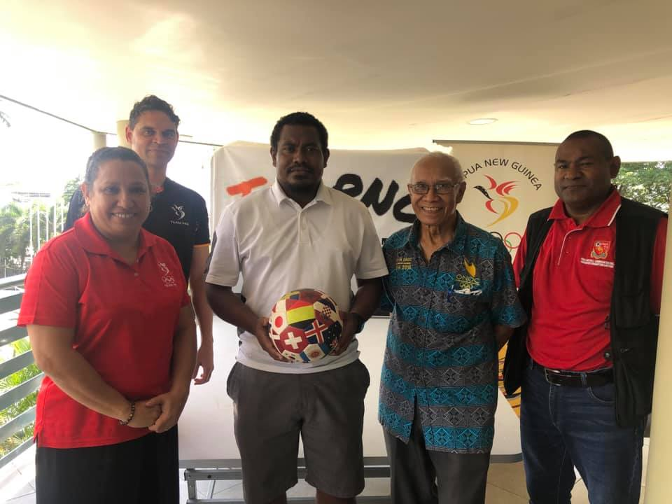 TeqPNG confirmed as member of Papua New Guinea Olympic Committee
