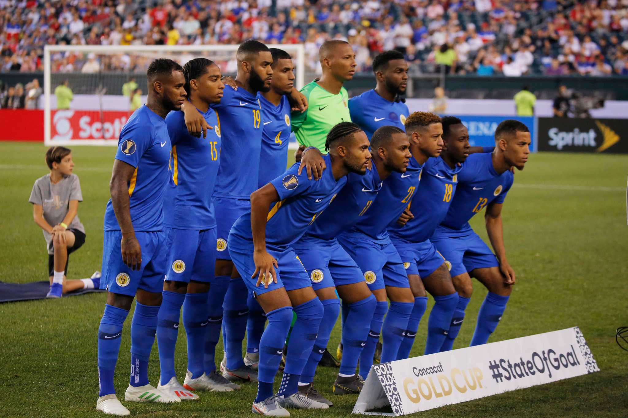 Curaçao has been forced to withdraw from the Gold Cup due to positive COVID-19 cases ©Getty Images