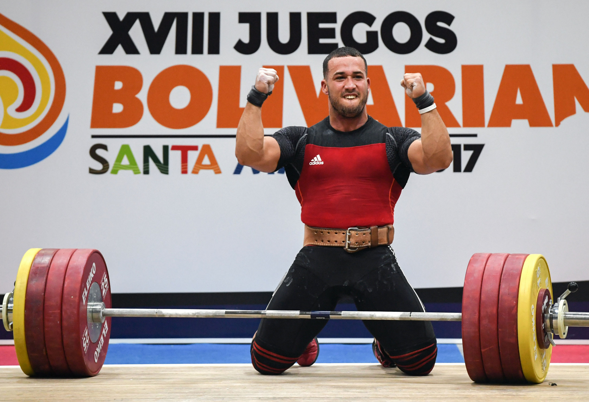 South American weightlifters allowed by ITA to compete at Tokyo 2020