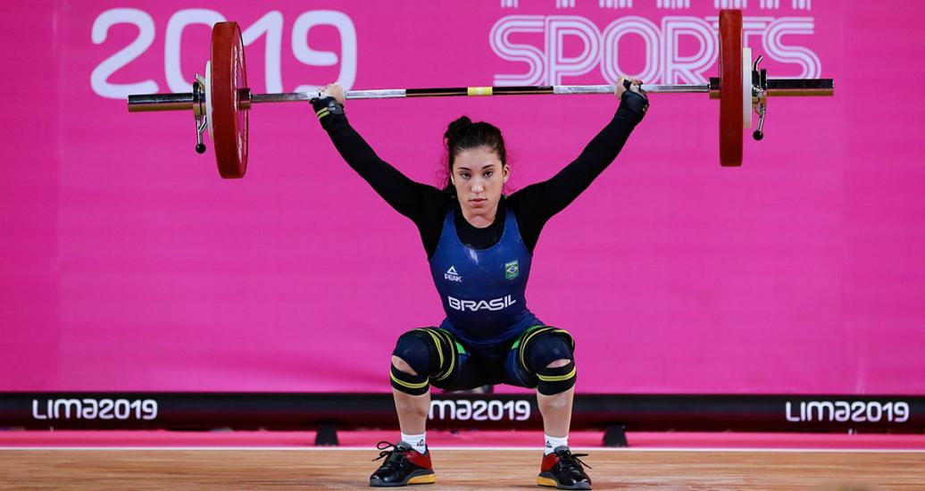 Brazil's Nathasha Figueiredo has been given hope she can compete at Tokyo 2020 after all following a decision by the ITA to accept her explanation for two failed drugs tests ©Lima 2019
