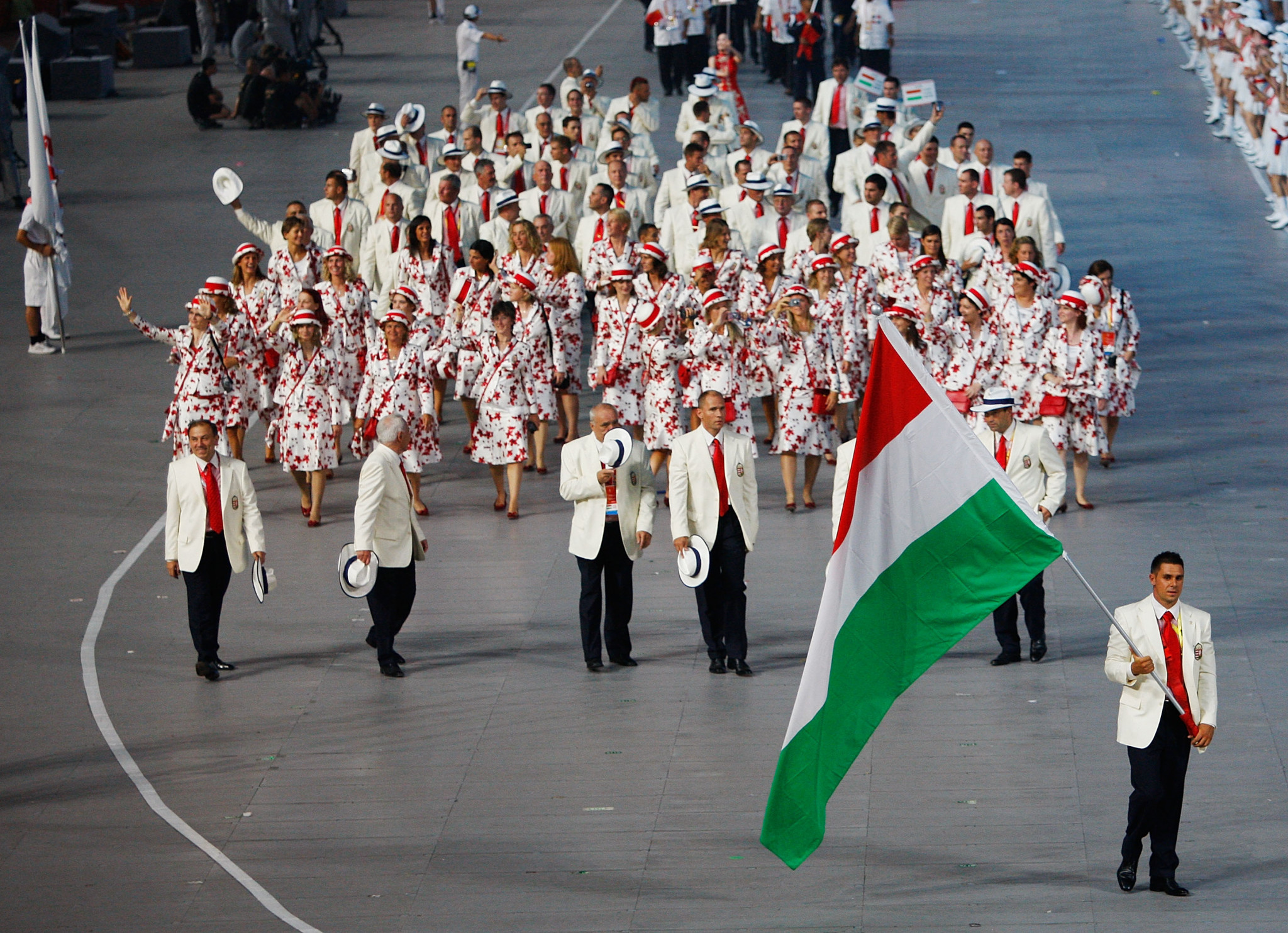 Hungary won two gold medals on the sixth day of the European Championships ©Getty Images