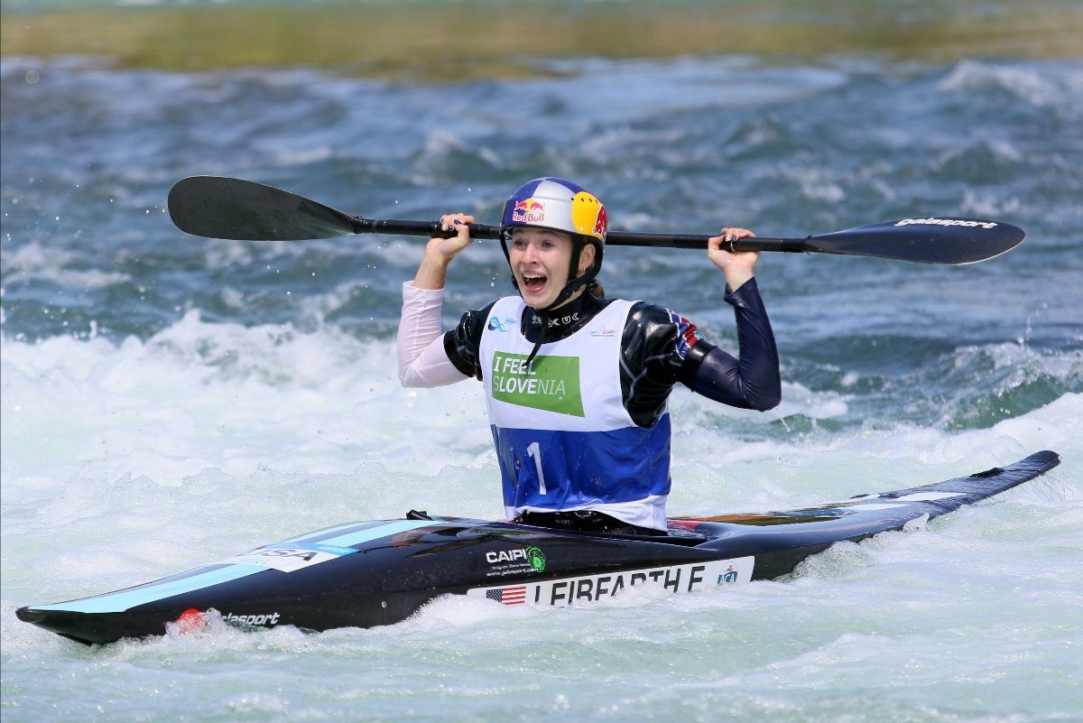 France win twice on day five of Junior and Under 23 Canoe Slalom World Championships