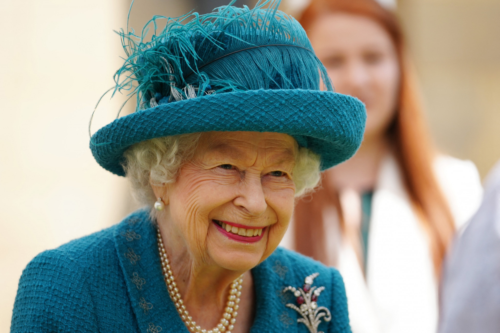 """Queen Elizabeth II sends """"good wishes"""" to England prior to Euro 2020 final against Italy"""