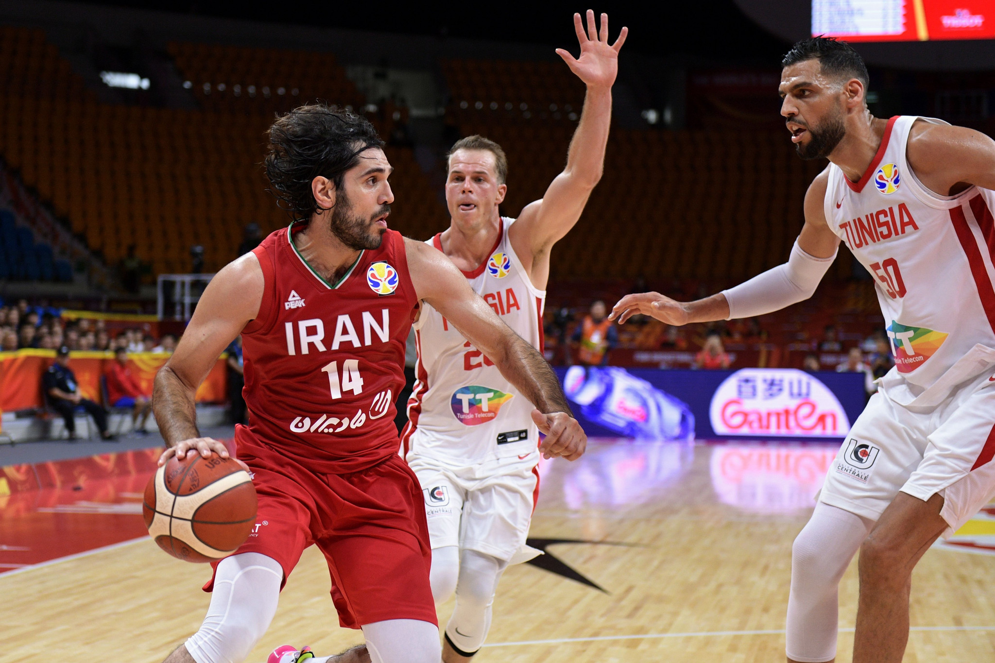 Shooter Rostamian and basketball's Bahrami named Iran flagbearers for Tokyo 2020