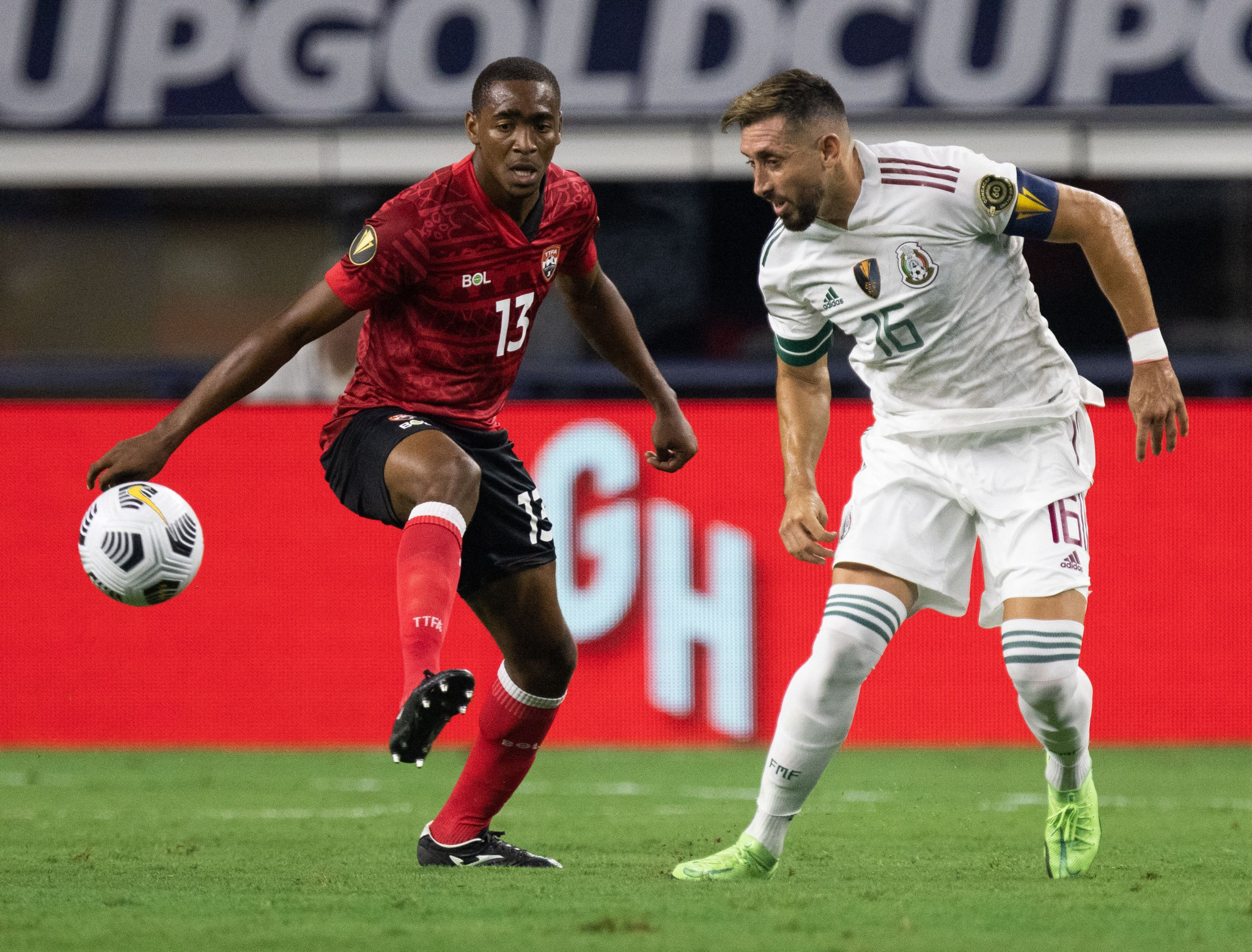 Mexico frustrated by Trinidad and Tobago as Gold Cup begins