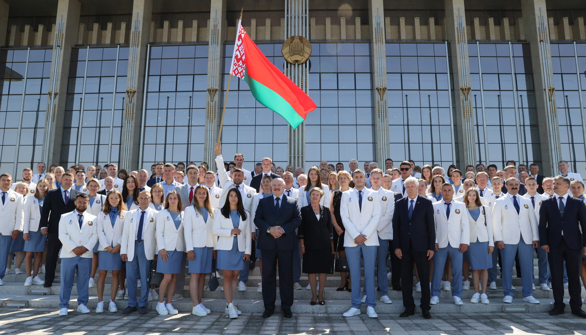 Belarus will be represented by 109 athletes in 20 sports at Tokyo 2020 ©NOCRB