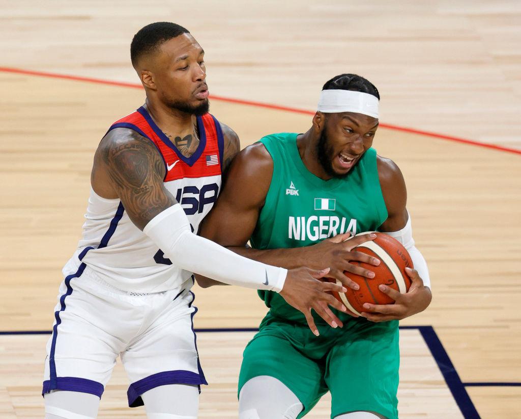 Nigeria beat US in major basketball shock before Tokyo 2020