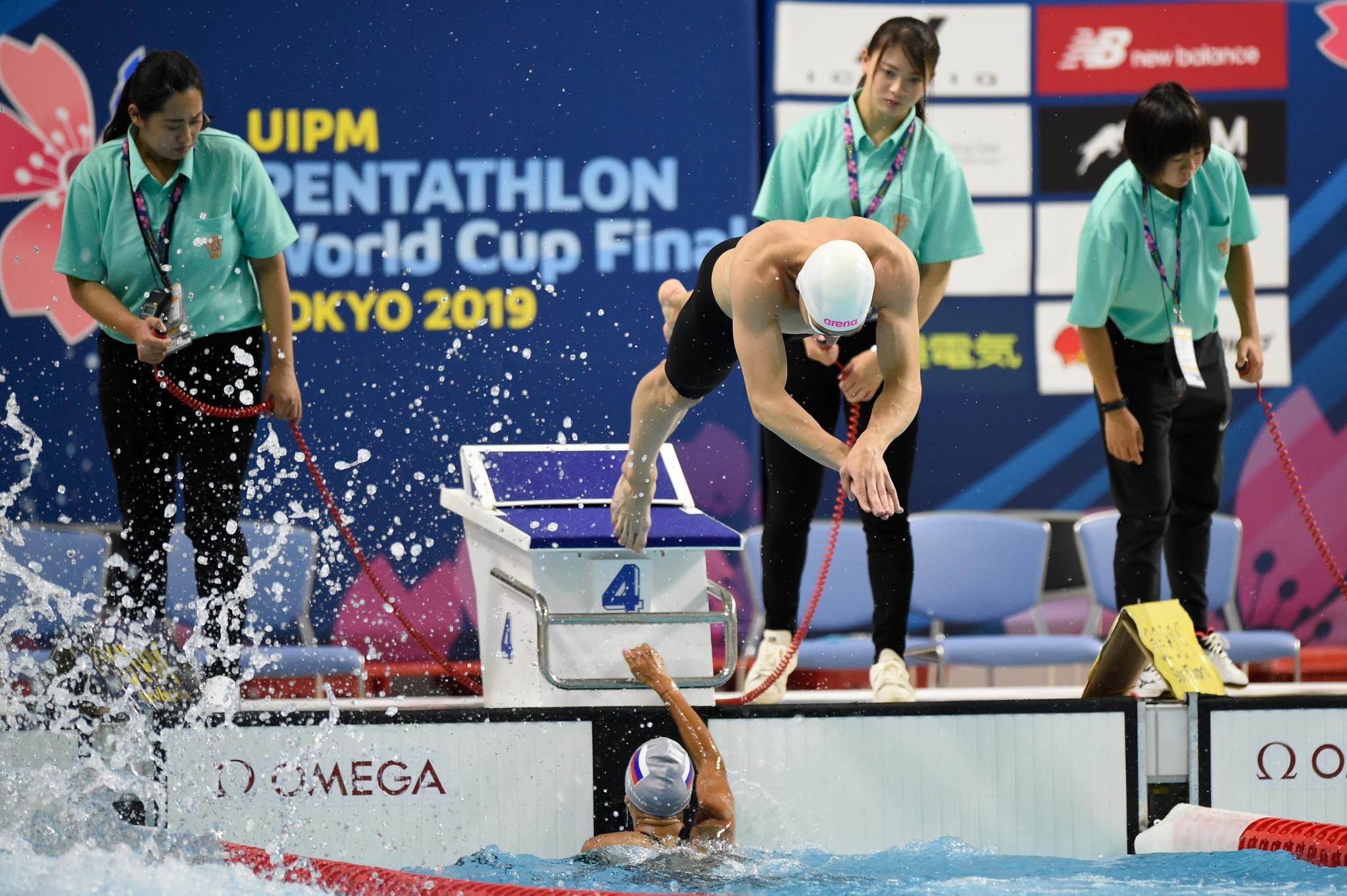 Hosts Russia win final gold of European Modern Pentathlon Championships
