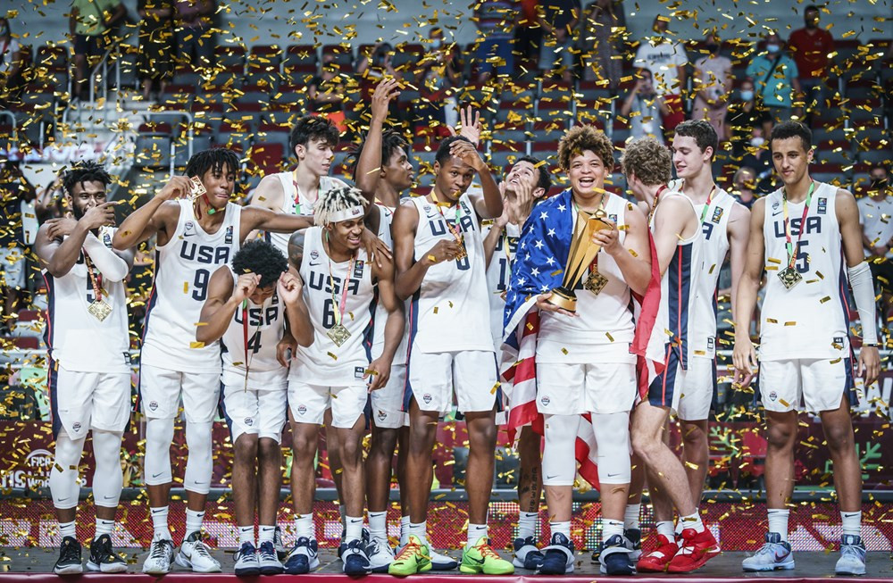 United States edge past France to defend FIBA Under-19 World Cup crown