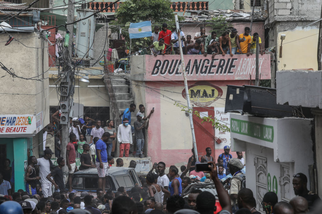 Haiti has been plunged further into crisis following the assassination of its President but still hope to compete at Tokyo 2020 ©Getty Images