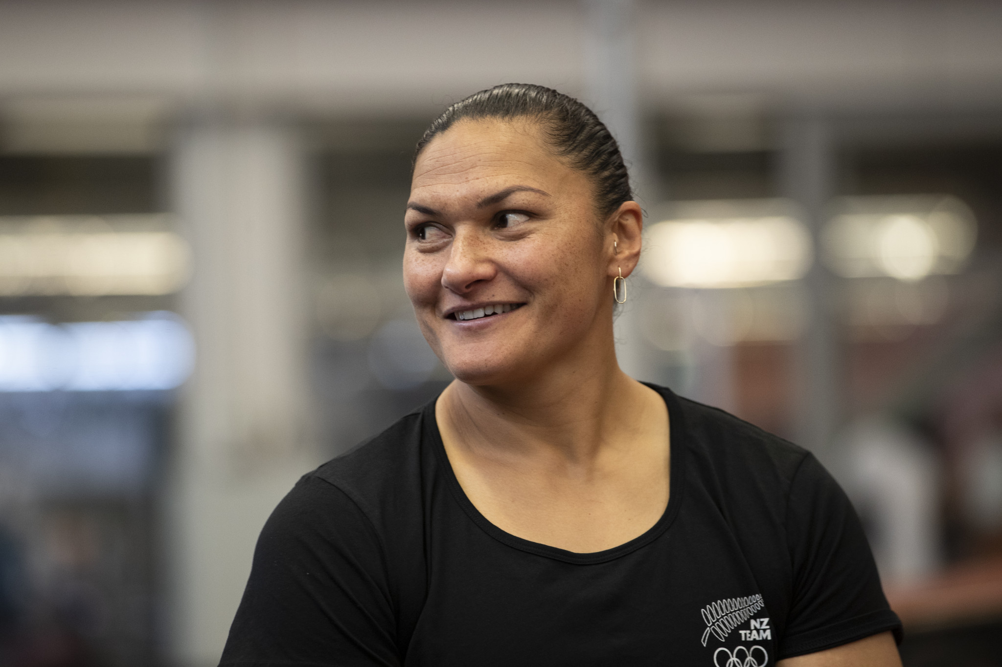 Dame Valerie Adams will compete at her fifth Olympics at Tokyo 2020 as part of the biggest New Zealand delegation ever to travel to the Games ©Getty Images