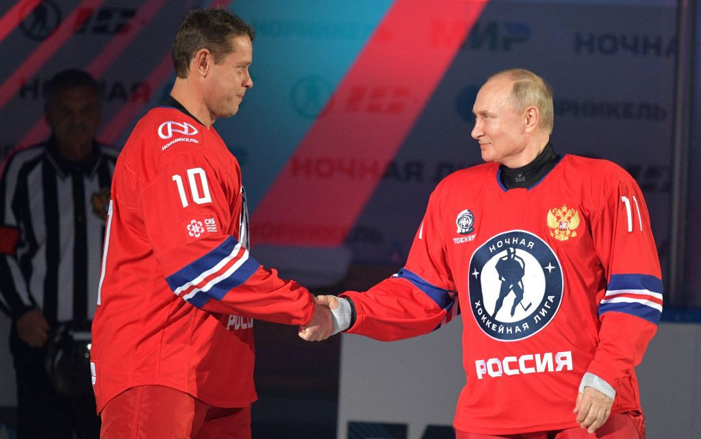 IIHF Council candidate Bure appointed to Russian Ice Hockey Federation role