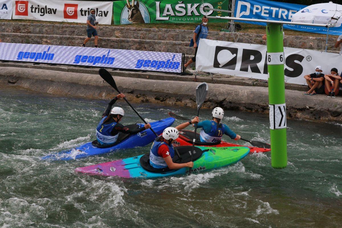 Switzerland claims two extreme slalom golds on final day of Junior and U23 Canoe Slalom World Championships