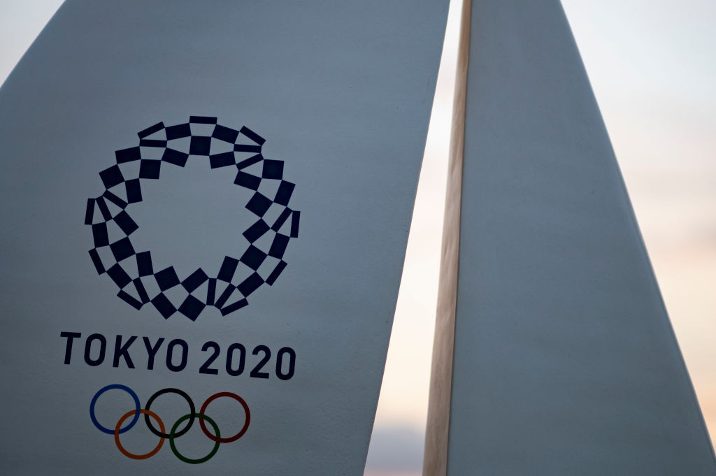 Chinese sailors have arrived at their Tokyo 2020 hotel ©Getty Images