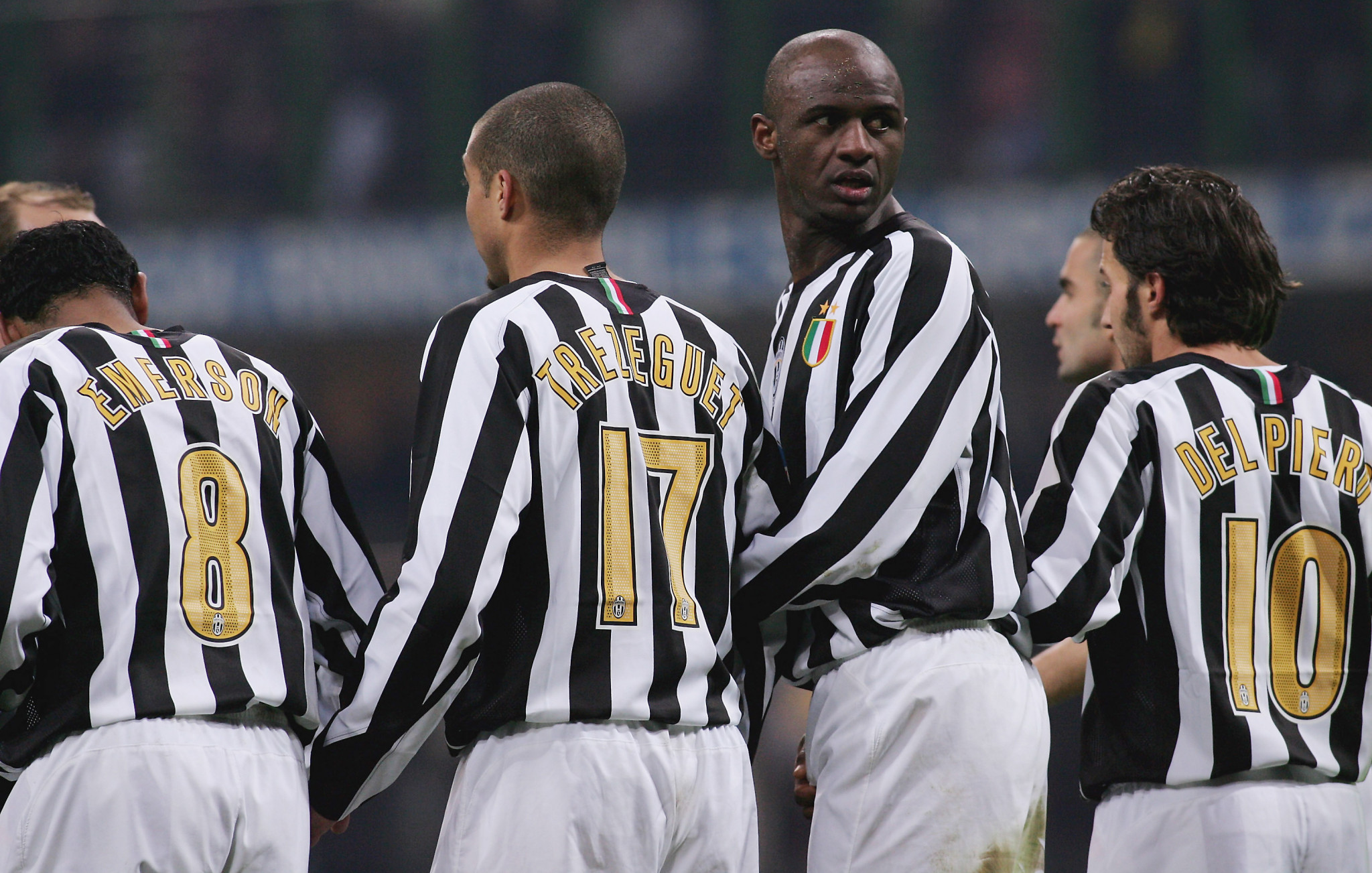 Juventus was one of five Italian clubs punished for match-fixing in the mid 2000s ©Getty Images