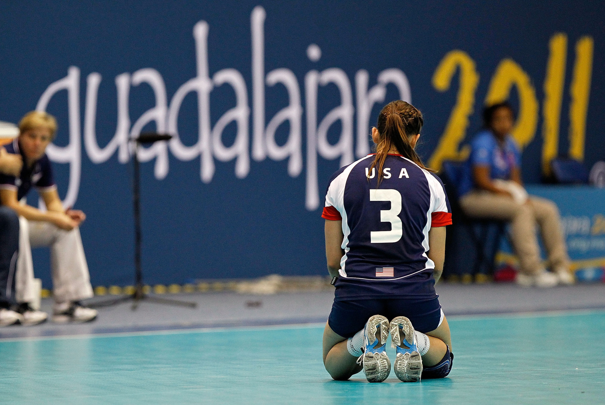 The United States is set to be one of four teams competing at the Women's North American and the Caribbean Championship ©Getty Images