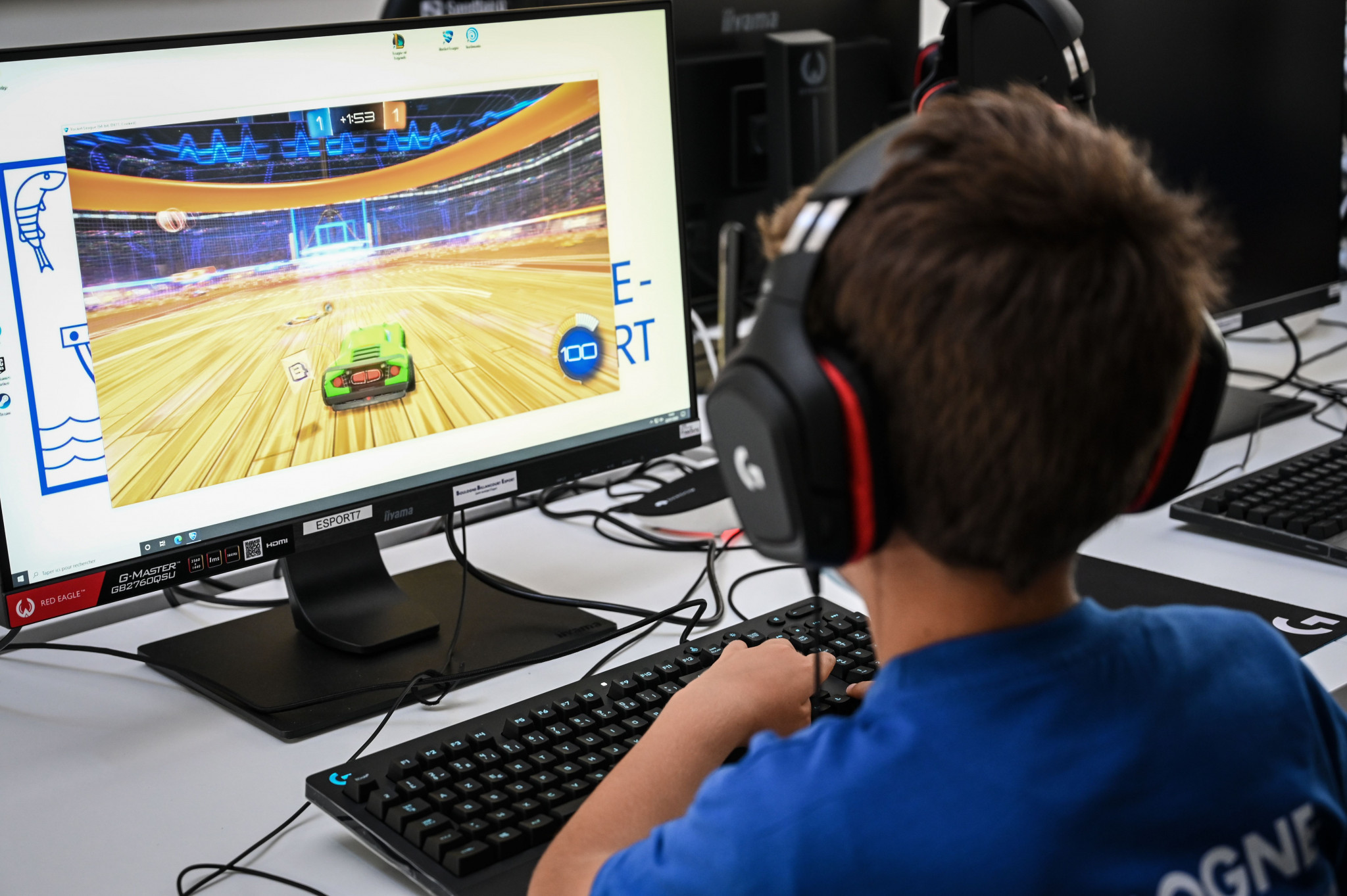 The North America Scholastic Esports Federation is a non-profit which uses esports as a tool for young people to develop skills ©Getty Images