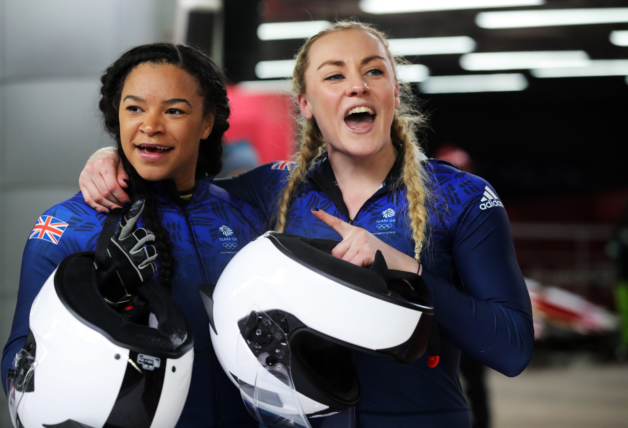 British Olympian Moore makes bobsleigh comeback with Beijing 2022 the target