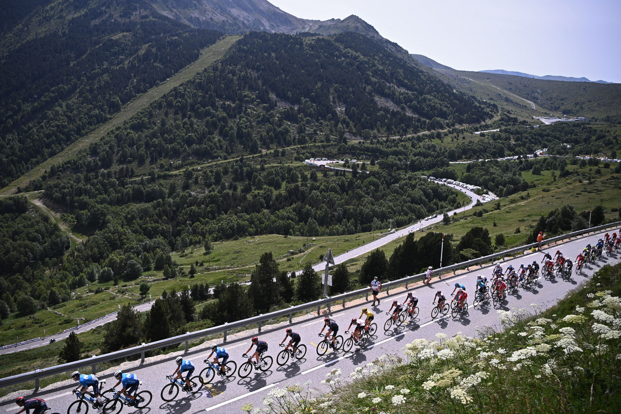 So far, no technological fraud has been discovered at the Tour de France to date ©Getty Images