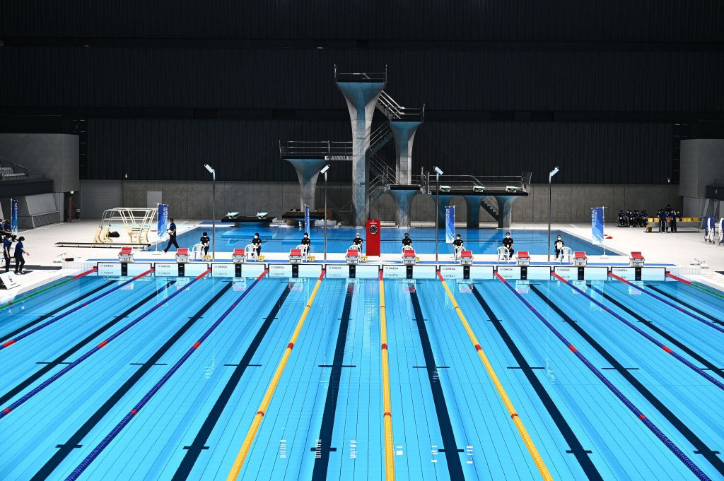 Uzbekistan was found to have forged results in an attempt to qualify swimmers for the Tokyo 2020 Olympics ©Getty Images