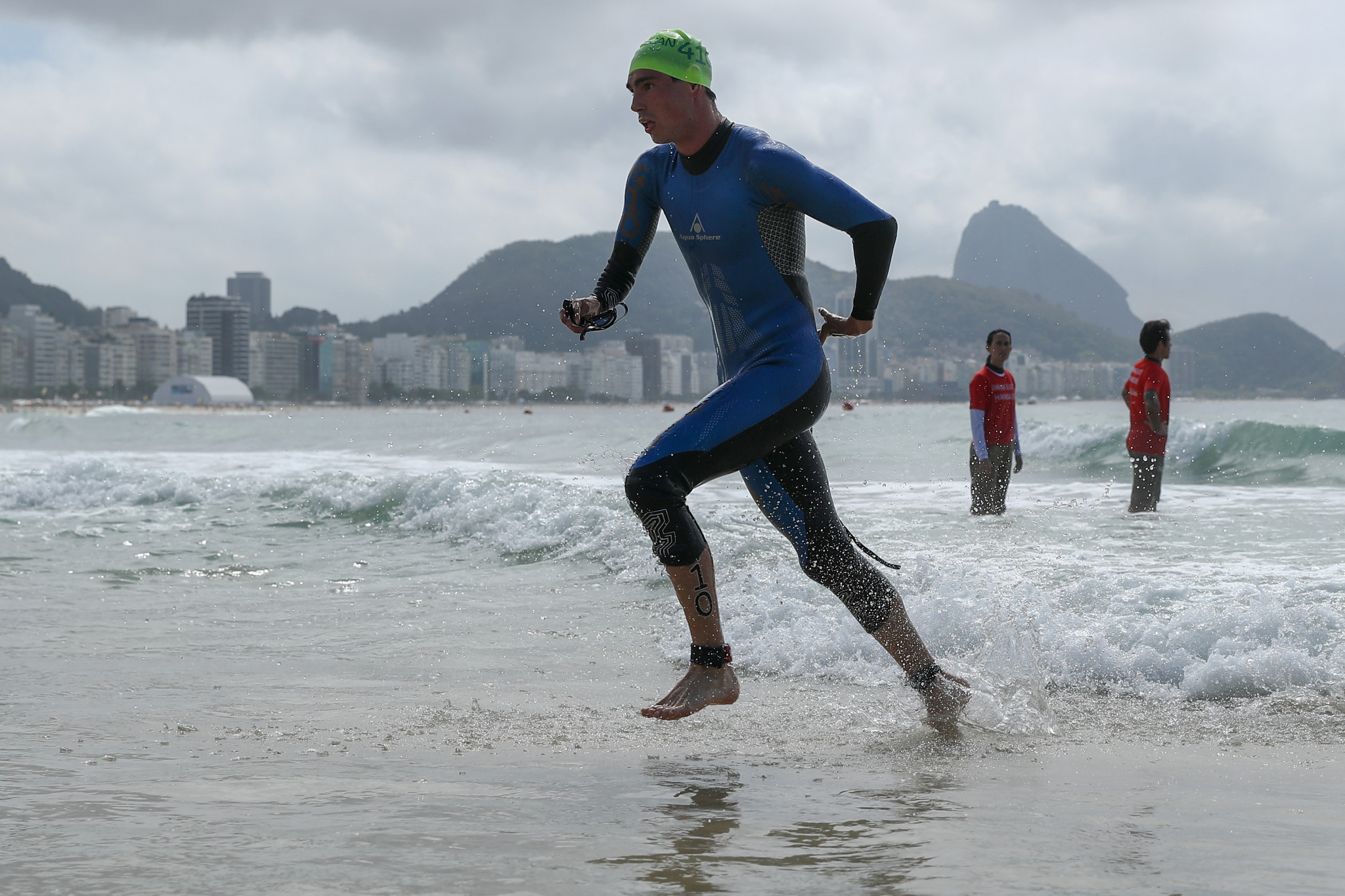 Multiple world champion Daniel among Canadian triathletes selected for Tokyo 2020 Paralympics