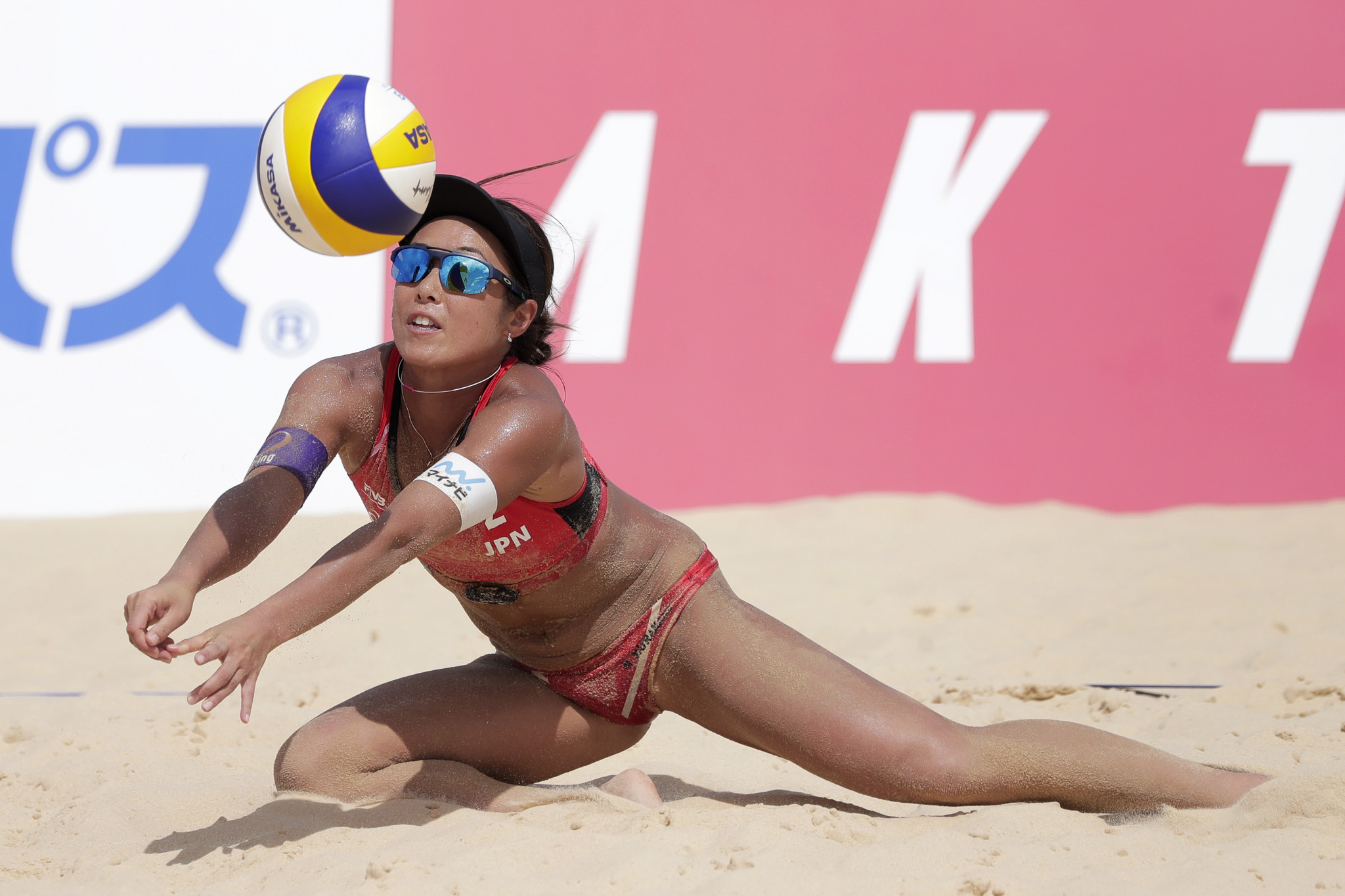 Japanese pairing to open Tokyo 2020 beach volleyball competition