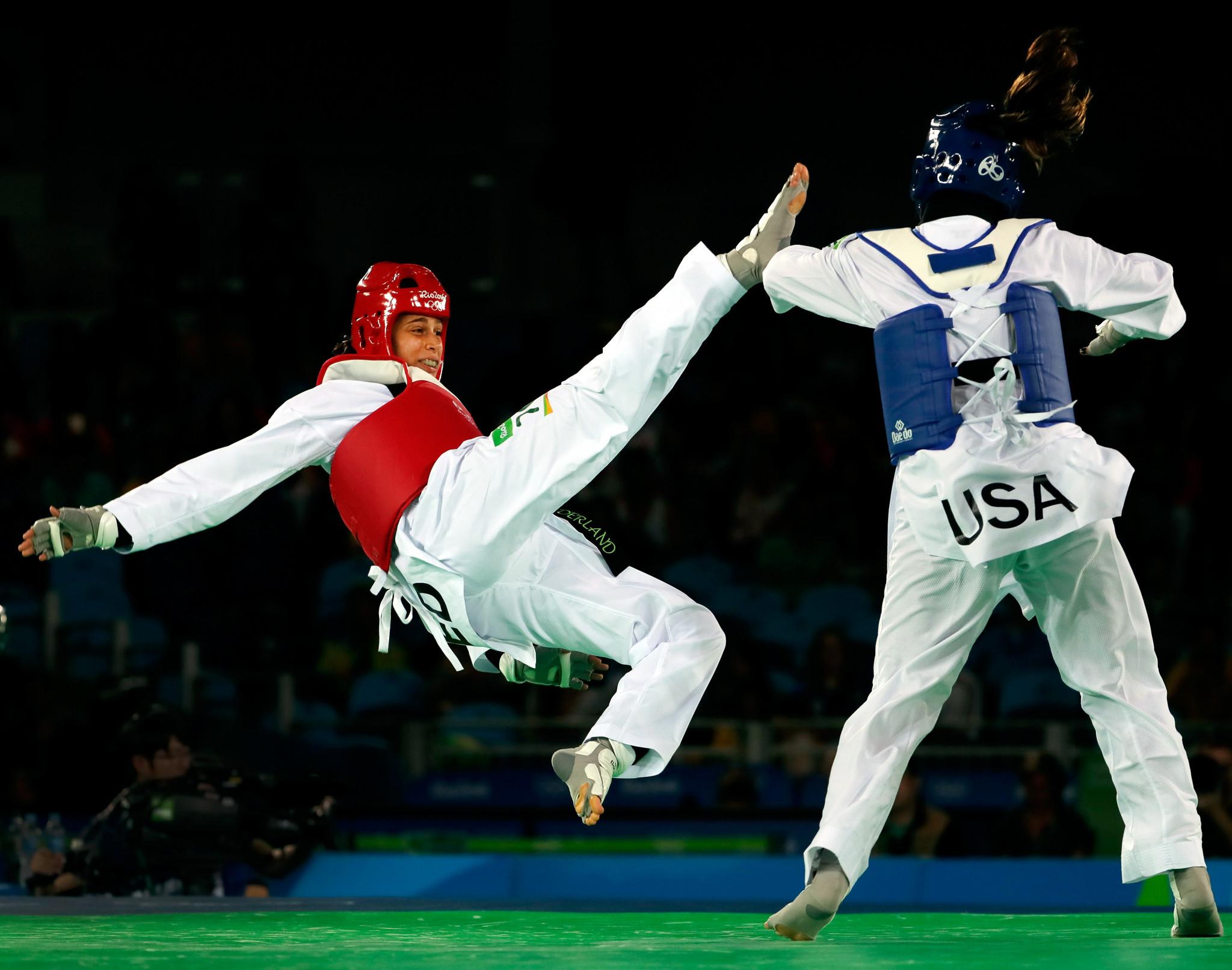 Taekwondo Federation Netherlands names Tokyo 2020 travelling party