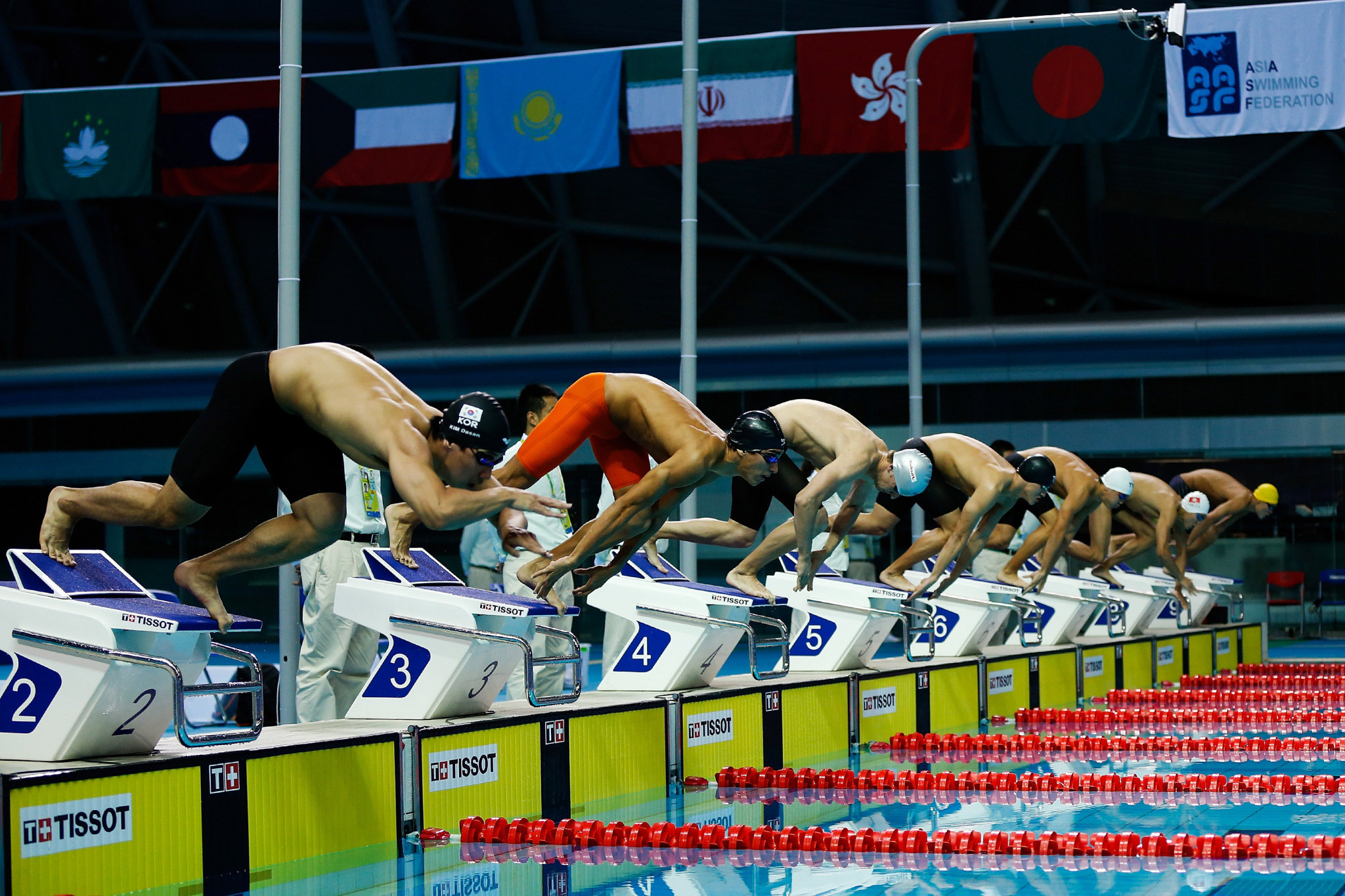 The Asian Youth Games have not been held since the 2013 edition in Nanjing ©Getty Images