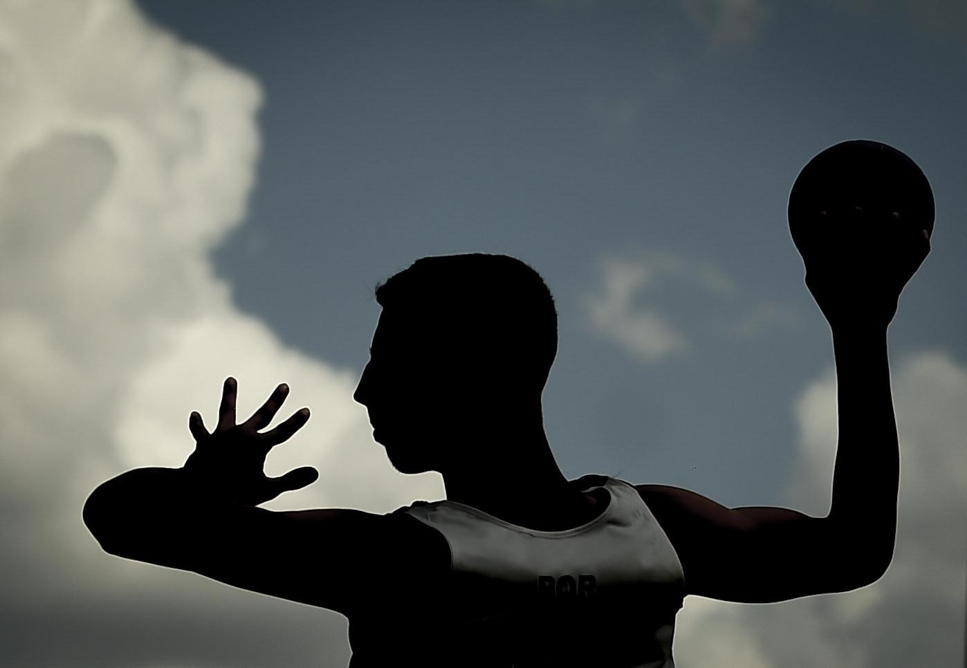 Danish men make perfect start at European Beach Handball Championships