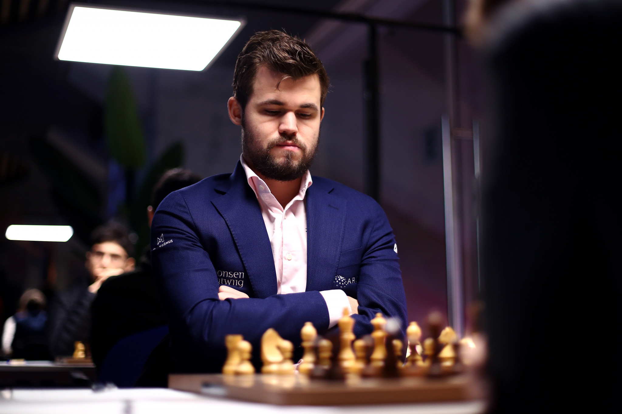 Martinović to face world number one Carlsen in second round of Chess World Cup
