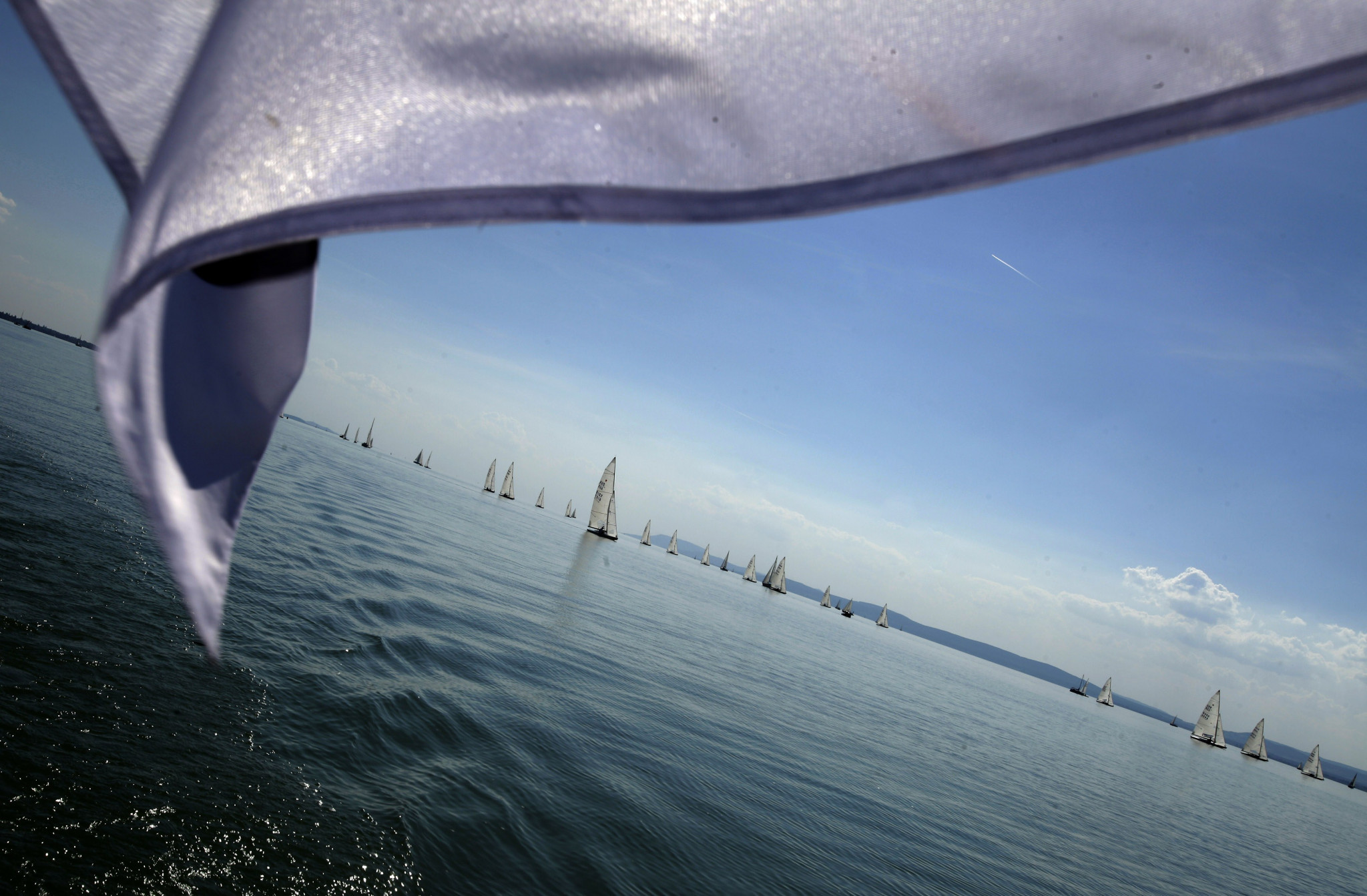 No racing possible at Under-23 Finn World Championship