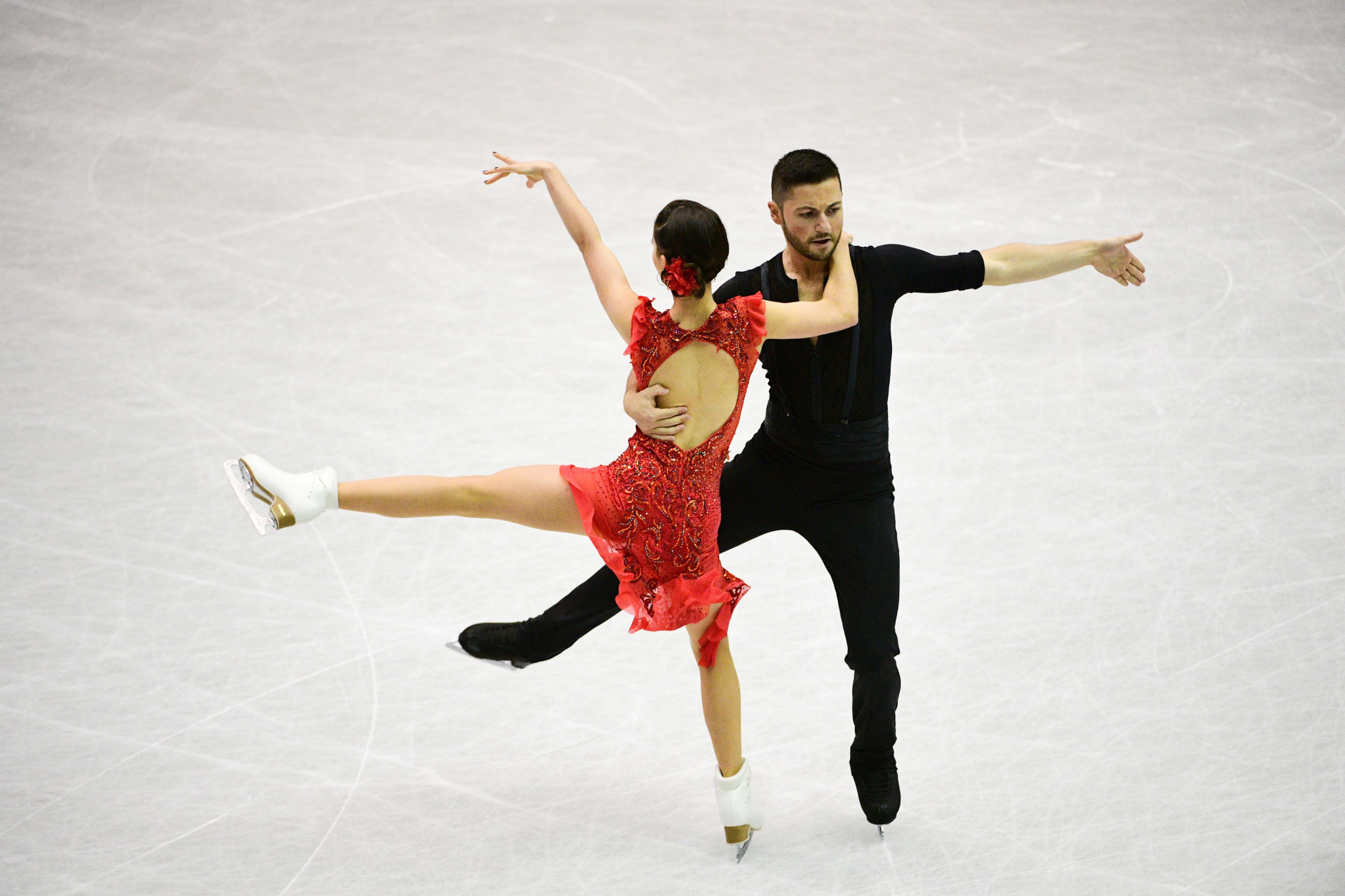 Olympic gold medallists Torvill and Dean launch British Ice Skating Academy of Dance in Sheffield